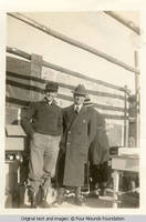 Van Maurice and Milton Kirch