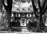 Alpha Xi Delta sorority house, Iowa City, Iowa, between 1920 and 1980