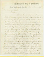 13. Gen. Samuel R. Curtis to Lincoln on shortage of Union troops in Missouri