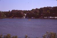 Recreation on Upper Gar Lake.
