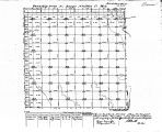 Iowa land survey map of t093n, r013w