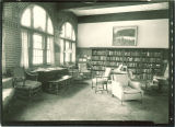 Library in the Iowa Memorial Union, the University of Iowa, March 25, 1932