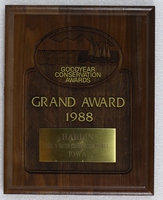 Hardin County Soil and Water Conservation District Grand Award, 1988
