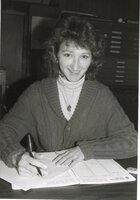 1988 - Kathy Baughman, SCS Conservation Technician