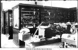 Herbarium, Old Science Hall, The University of Iowa, 1900s