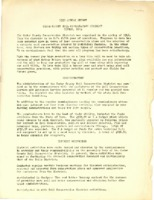 Annual Report, 1950
