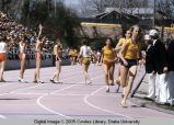 Drake Relays, 1970s, Relay Race