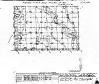 Iowa land survey map of t067n, r025w