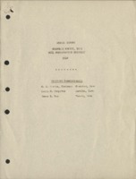 Cherokee County Soil Conservation District Annual Report - 1946