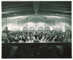 Orchestra concert in Iowa Memorial Union, The University of Iowa, January 19, 1948