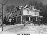 Home of E. D. Warner, Iowa City, Iowa, January 1959