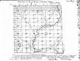 Iowa land survey map of t088n, r043w