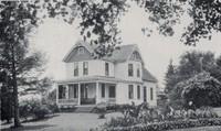 St. Paul Lutheran Church in Garnavillo, Iowa -1908 Parsonage