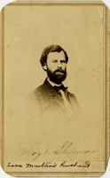 Hoyt Sherman Photograph