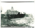 Old Capitol, The University of Iowa, 1853