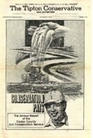 Annual Report and Soil Conservation Issue, 1987