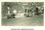 Iowa-Purdue football game at Iowa Field, The University of Iowa, October 28, 1922