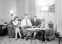 Al Paddock Family Group
