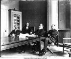 Executive Committee, The University of Iowa, 1900s