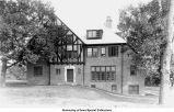 Phi Gamma Delta house, Iowa City, Iowa, between 1920s and 1950s