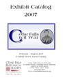 Cedar Falls Civil War exhibit catalog