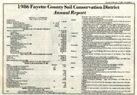 Annual Report, 1986