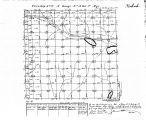 Iowa land survey map of t077n, r013w