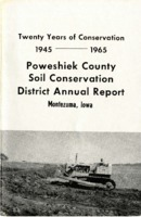 1965 Poweshiek County Soil and Water Conservation District Annual Report