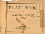 Plat book of Hamilton County, Iowa