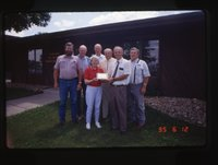 Black Hawk Soil and Water Conservation District 50 Years Award