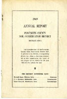 1949 Poweshiek County Soil and Water Conservation District Annual Report