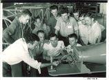 Aerodynamics wind tunnel instruction, The University of Iowa, August 1940