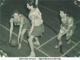 Women's basketball, The University of Iowa, 1930s