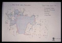 Iowa Great Lakes Watershed - Spirit Lake Land Use Map.