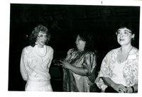 Three Women Conversing