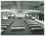 Banquet preparation in the Iowa Memorial Union, the University of Iowa, 1956