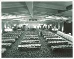 Banquet preparation in the Iowa Memorial Union, the University of Iowa, 1956