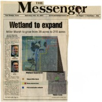 Wetland To Expand