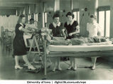 Clinic, The University of Iowa, 1920s