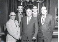 Commissoners, 1972