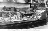 Model of anthracite coal formations and methods of mining,  Pennsylvania, late 1890s or early 1900s