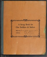 A Scrap Book for Our Soldiers and Sailors.