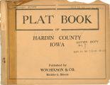 Plat book of Hardin County, Iowa