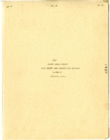 Cass County Soil Conservation District Annual Report - 1950