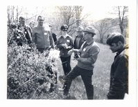 Outdoor workshop with Dr. Moorman, 1972
