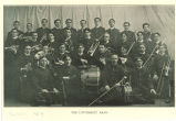 University band, The University of Iowa, 1904