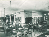 Library in Macbride Hall, the University of Iowa, 1920s