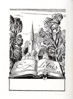 Unclaimed Bookplate