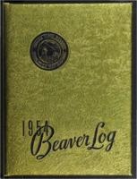 1954 Buena Vista University Yearbook