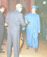 Clinton High Graduation 1970